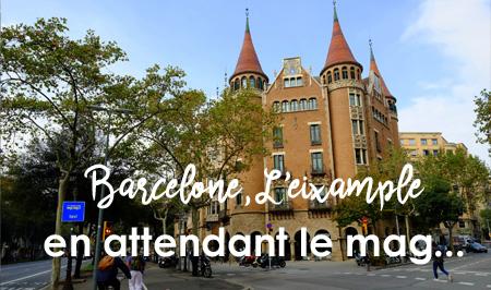BARCELONE, L EIXAMPLE